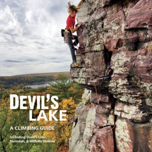 Devils Lake Climbing Guide Cover