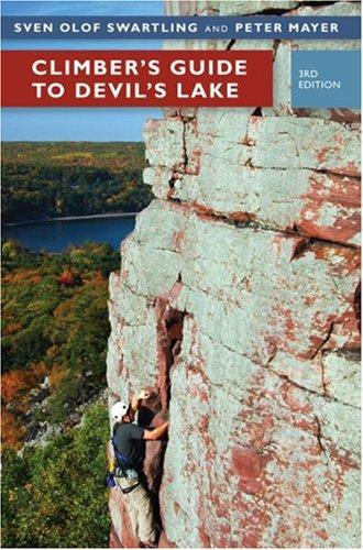 Climbers Guide To Devils Lake Cover